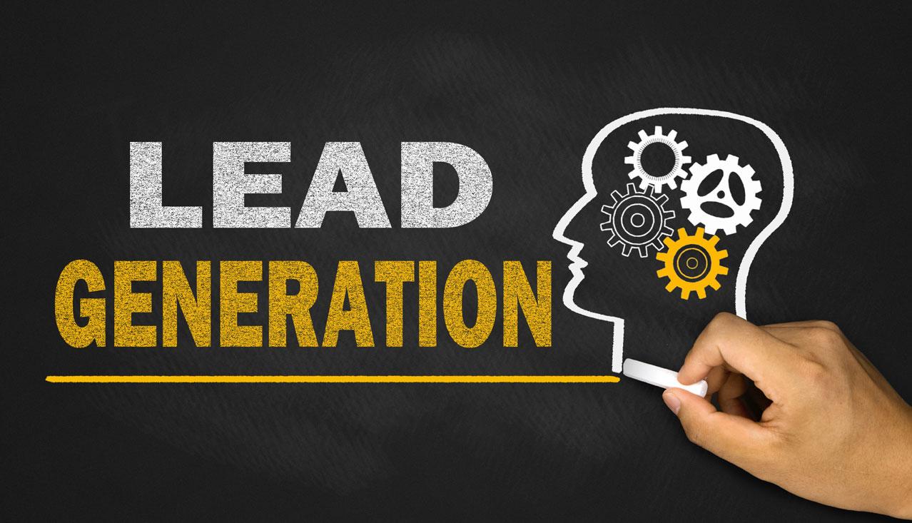 lead generation tips b2b website