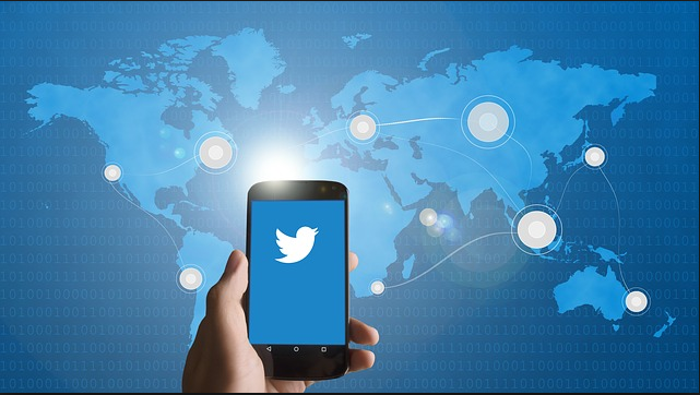 charity web marketing twitter