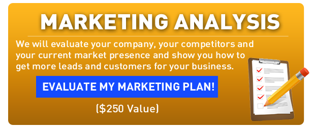 Get a Free Marketing Analysis